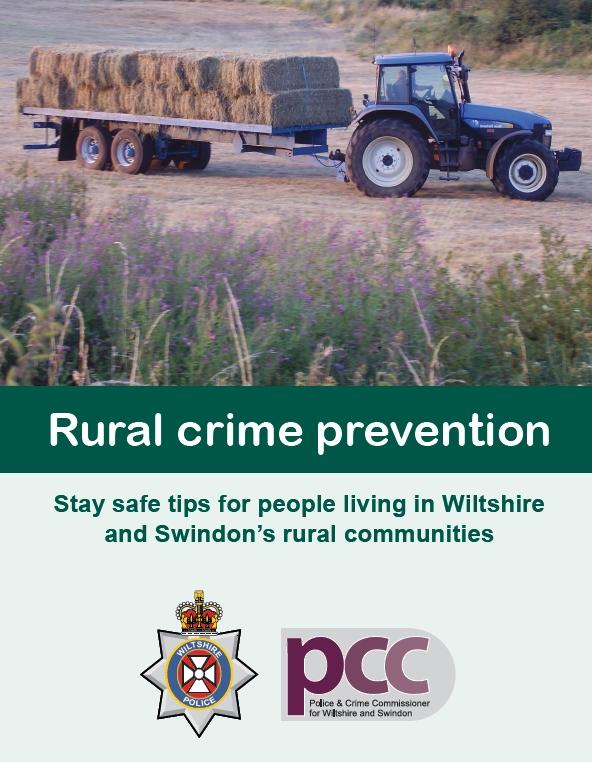 Wiltshire Police Rural Crime Prevention Booklet.